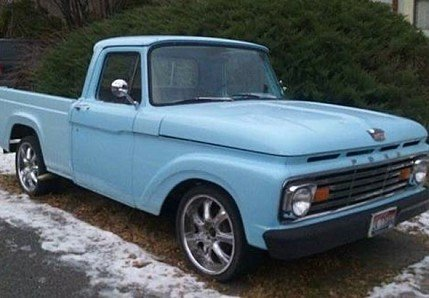 1962 Ford F100 for sale 100849424