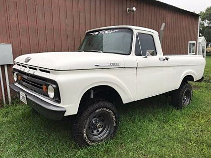 1962 Ford F100 for sale 100910143