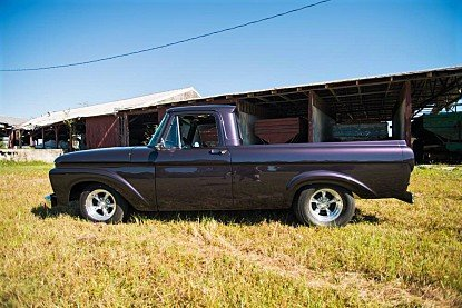 1962 Ford F100 2WD Regular Cab for sale 100944141