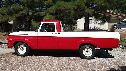 1962 Ford F100 2WD Regular Cab for sale 100954261