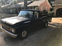 1962 Ford F100 2WD Regular Cab for sale 100970748