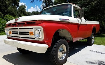 1962 Ford F100 for sale 101018306