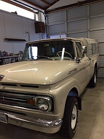 1962 Ford F100 for sale 101027989