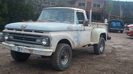 1962 Ford F250 for sale 100825941