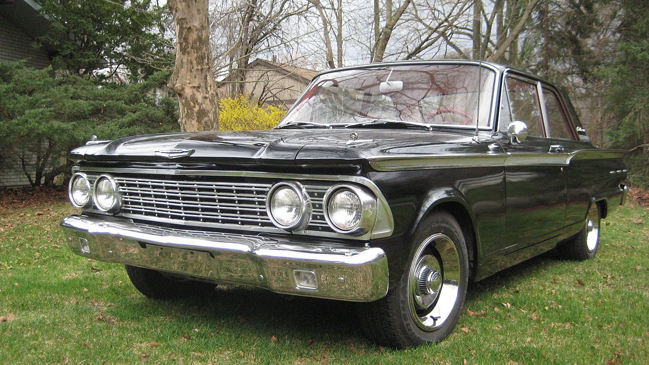 1962 Ford Fairlane for sale 100977259