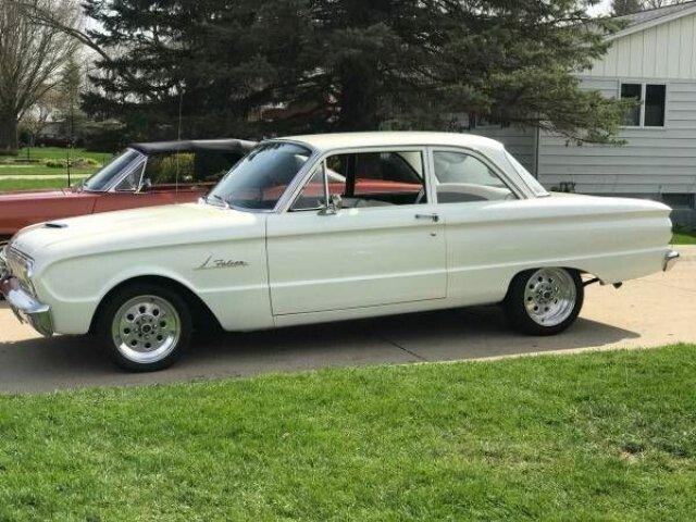 1962 Ford Falcon for sale 100866938 & 1962 Ford Falcon Classics for Sale - Classics on Autotrader markmcfarlin.com