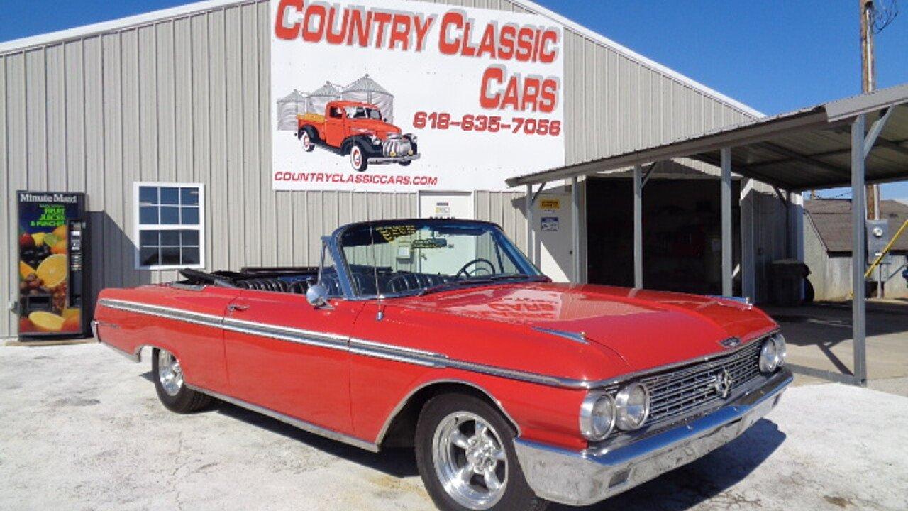 1962 Ford Galaxie for sale near Staunton, Illinois 62088 - Classics ...