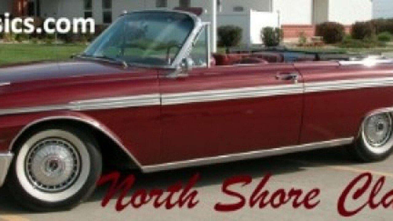 1962 Ford Galaxie for sale 100775772