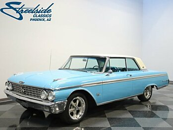1962 Ford Galaxie for sale 100924119