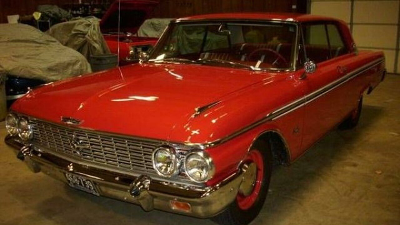 1962 Ford Galaxie for sale near Cadillac, Michigan 49601 - Classics ...
