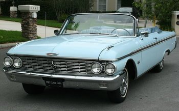 1962 Ford Galaxie for sale 100874801