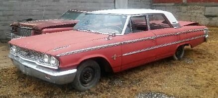 1962 Ford Galaxie for sale 100978375