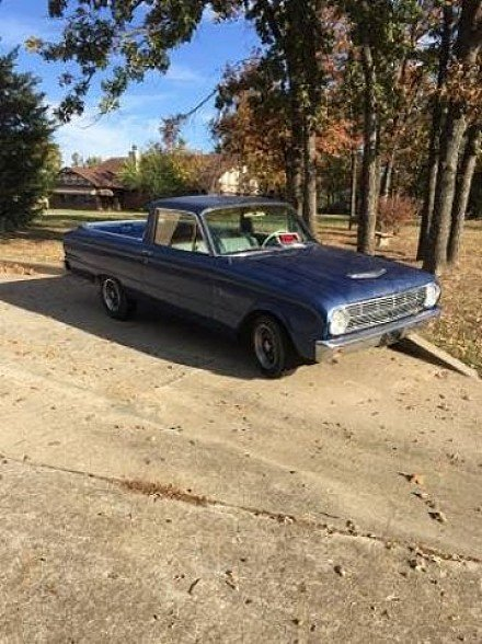 1962 Ford Ranchero for sale 100837493