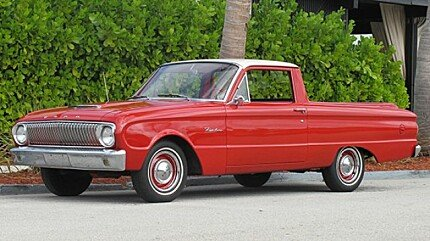 1962 Ford Ranchero for sale 100856398