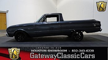 1962 Ford Ranchero for sale 100870628