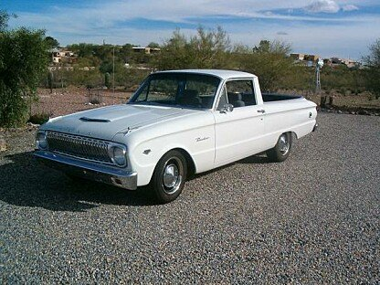 1962 Ford Ranchero for sale 100894617