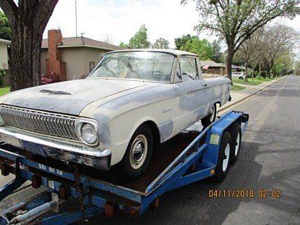 1962 Ford Ranchero for sale 100986802