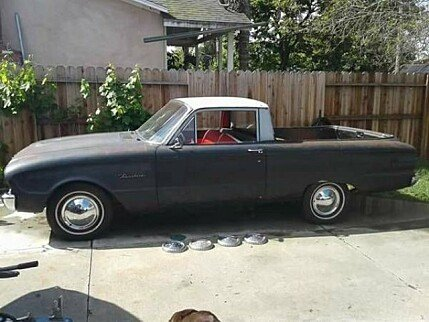 1962 Ford Ranchero for sale 100986806