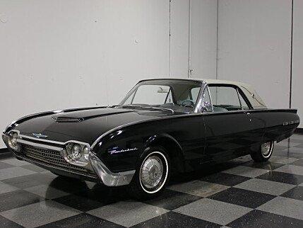 1962 Ford Thunderbird for sale 100760438