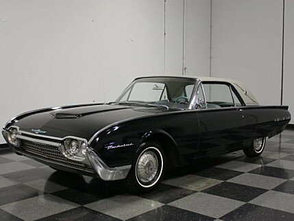 1962 Ford Thunderbird for sale 100765743