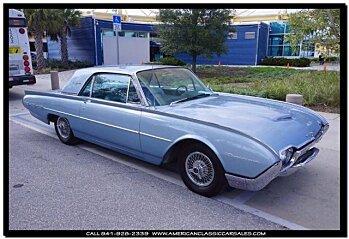 1962 Ford Thunderbird for sale 100766482