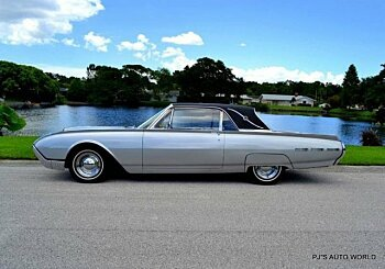 1962 Ford Thunderbird for sale 100777027