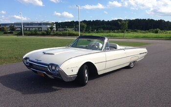 1962 Ford Thunderbird for sale 100838581