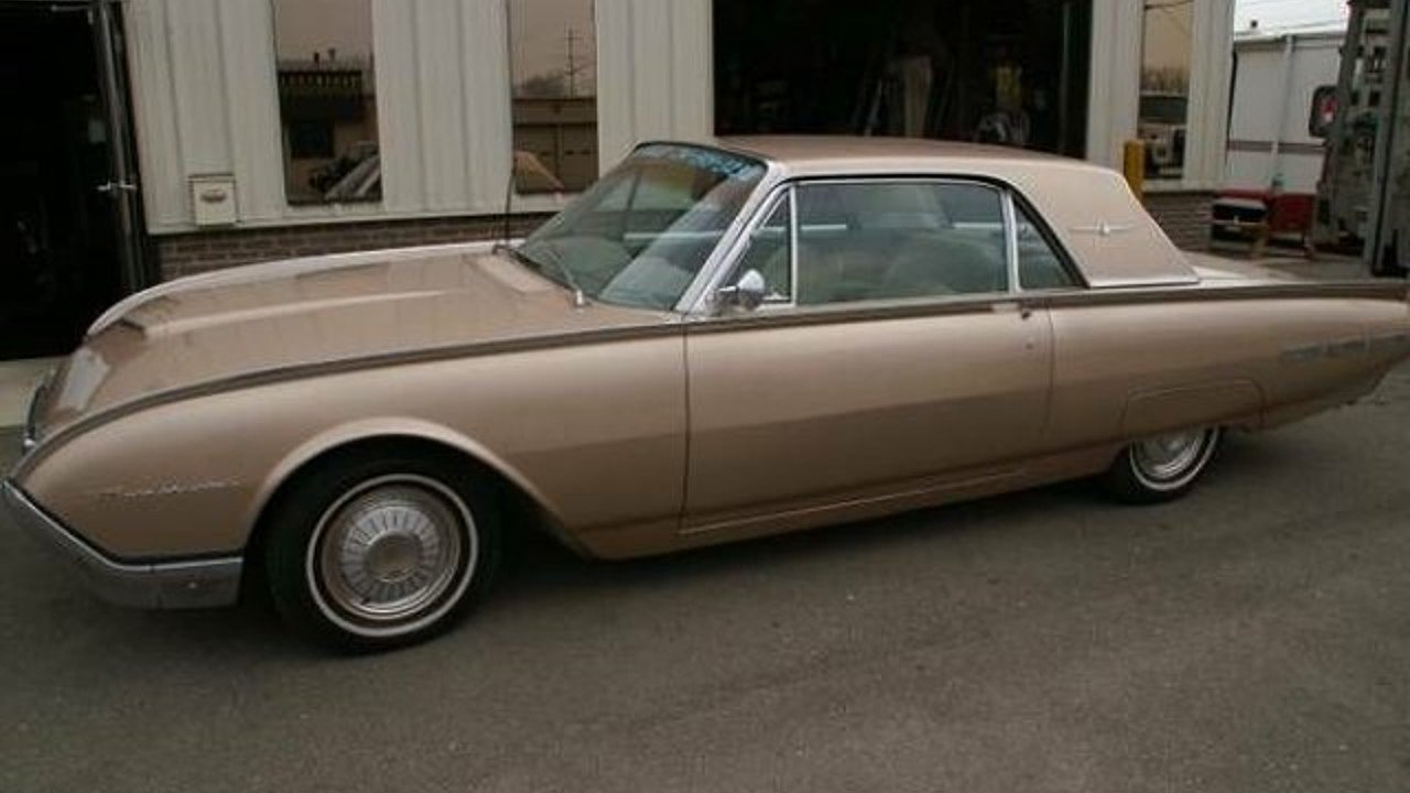 1962 Ford Thunderbird for sale 100870073