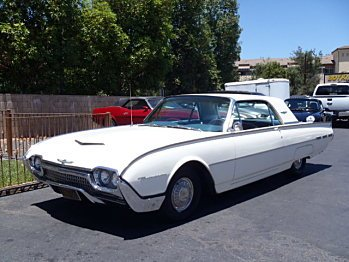 1962 Ford Thunderbird for sale 100883473