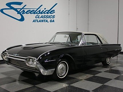 1962 Ford Thunderbird for sale 100019387