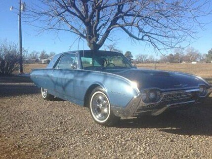 1962 Ford Thunderbird for sale 100837492
