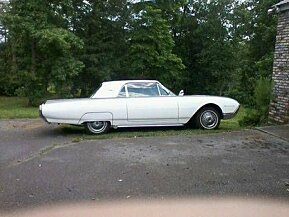 1962 Ford Thunderbird for sale 100849551