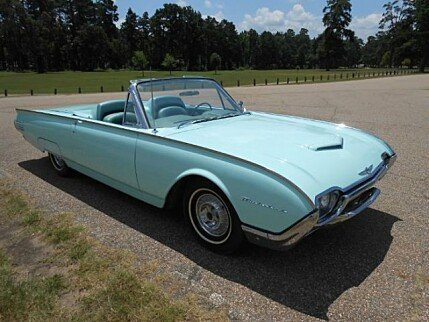 1962 Ford Thunderbird for sale 100854251