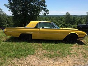 1962 Ford Thunderbird for sale 100878162