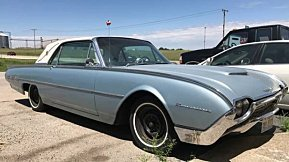 1962 Ford Thunderbird for sale 100883327