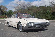 1962 Ford Thunderbird for sale 100922104