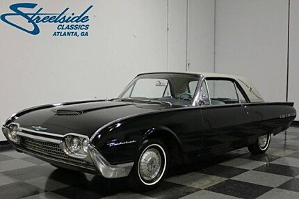 1962 Ford Thunderbird for sale 100957156