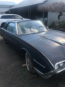 1962 Ford Thunderbird for sale 100990298