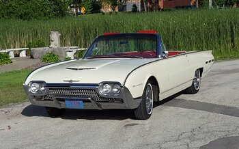 1962 Ford Thunderbird for sale 100990405