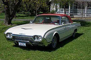 1962 Ford Thunderbird for sale 100992769