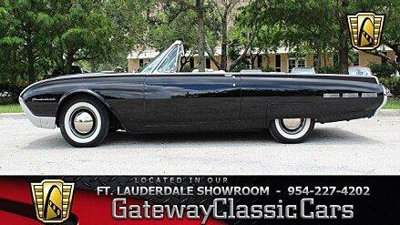 1962 Ford Thunderbird for sale 100995420