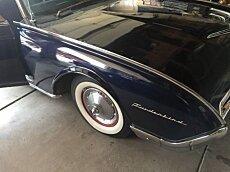 1962 Ford Thunderbird for sale 101036398