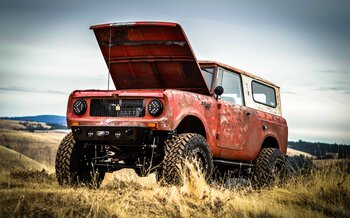 1962 International Harvester Scout for sale 101042725