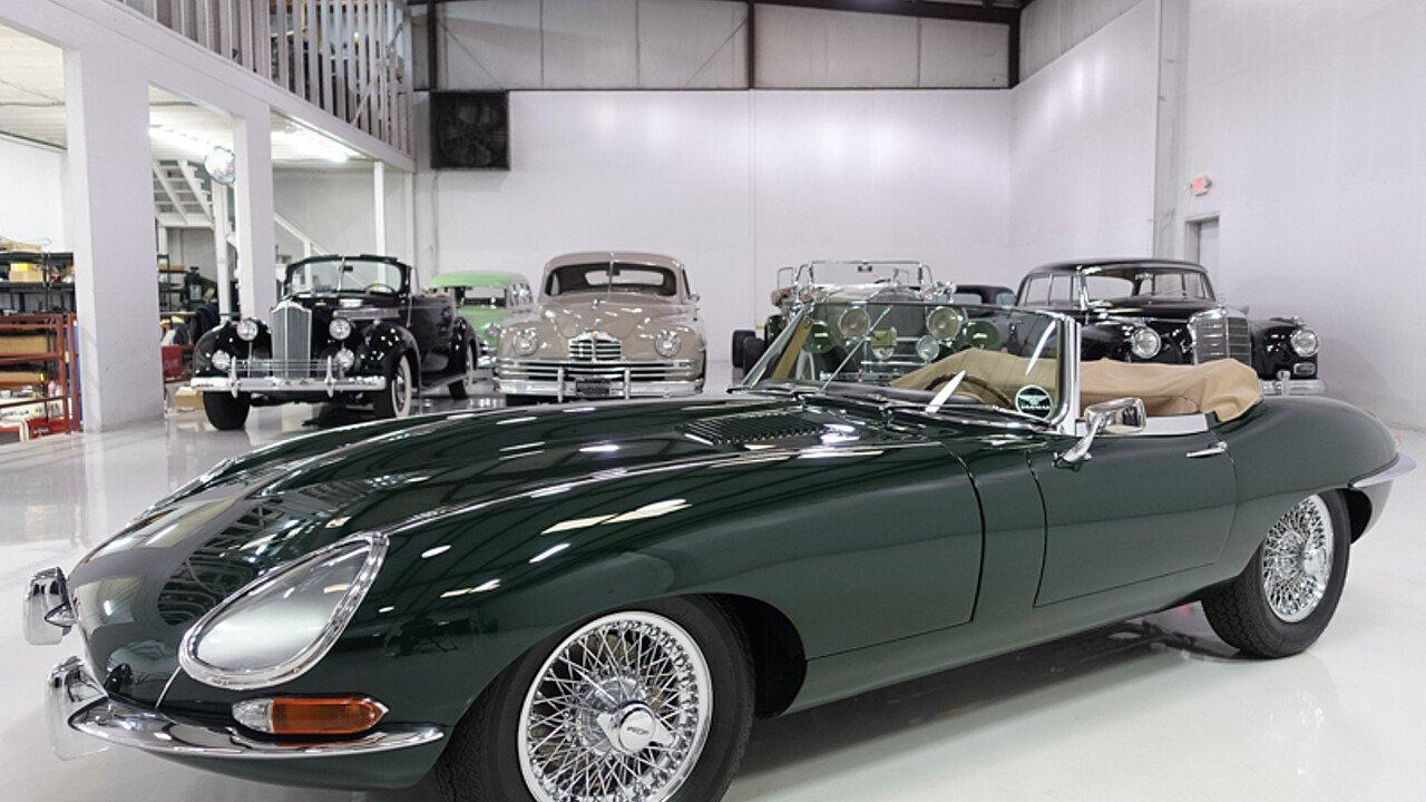 1962 Jaguar E-Type for sale near Saint Louis, Missouri 63074 ...