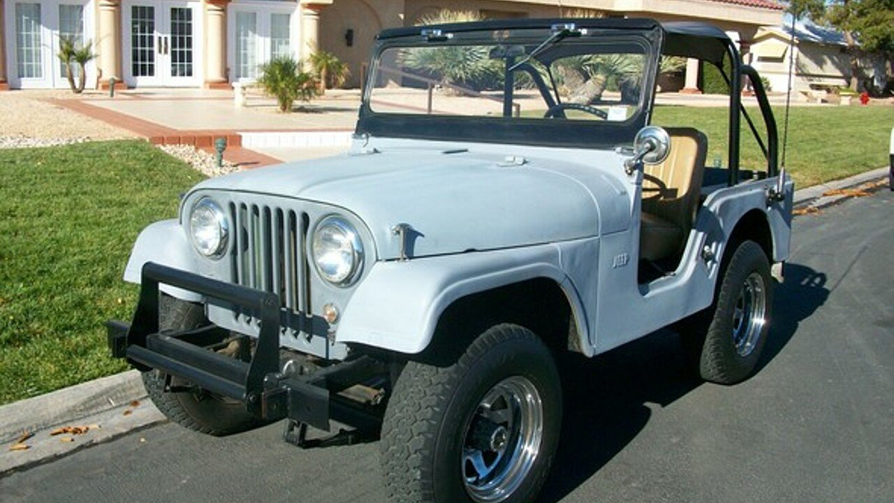 1962 Jeep CJ-5 for sale 100945124