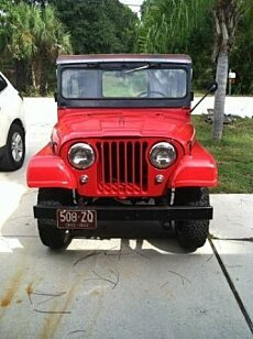 1962 Jeep CJ-5 for sale 100825967