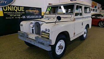1962 Land Rover Series II for sale 100878587