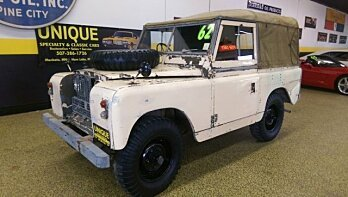 1962 Land Rover Series II for sale 100878715