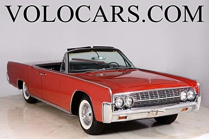 1962 Lincoln Continental for sale 100757506