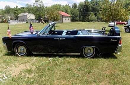 1962 Lincoln Continental for sale 100896979